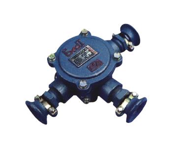 bhd2-40/660-3t矿用隔爆型低压电缆接线盒